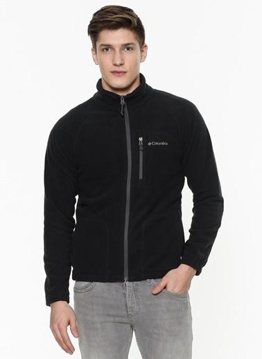 Columbia Polar Sweatshirt - Fırsat ürünü Siyah